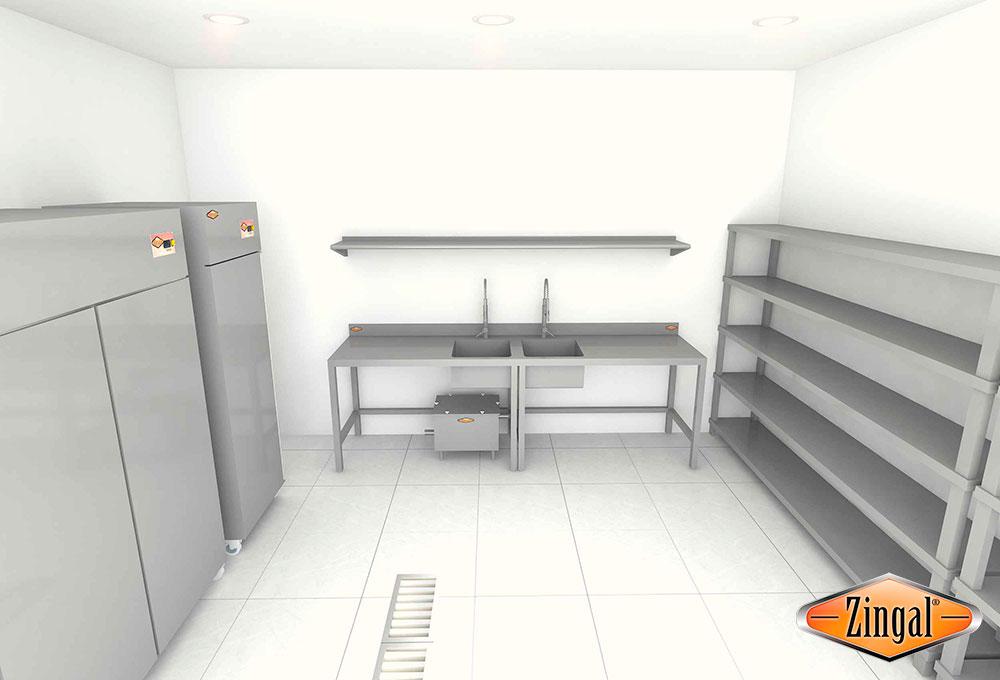 Área de almacenamiento