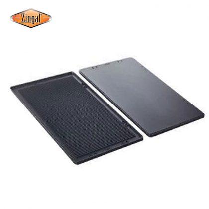 Bandeja para parrilla y pizza para horno rational 1_1 gn (325 x 530 mm) - H61 - Grupo Zingal