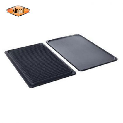 Bandeja para parrilla y plancha para hornos rational 2_3 gn (325 x 530 mm) - H59 - GrupoZingal